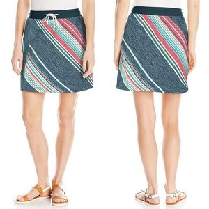 Woolrich Quinn River Eco Rich Terry Skirt XS